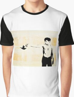 Tea-time with Travis Graphic T-Shirt