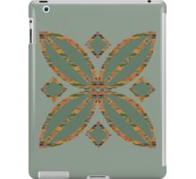 ornament with colorful yarn iPad Case/Skin