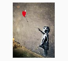 Banksy's Girl with a Red Balloon II T-Shirt