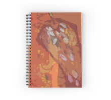 Red Hot Chili Pepper Spiral Notebook