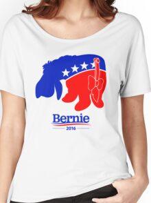 Eeyore for Bernie Women's Relaxed Fit T-Shirt