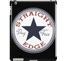 Staight Edge All Star iPad Case/Skin