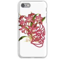 Natural History II iPhone Case/Skin