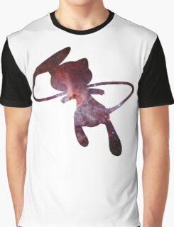 Mew used Psychic Graphic T-Shirt