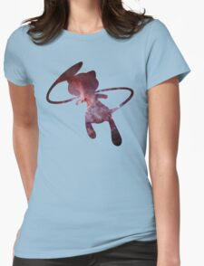 Mew used Psychic Womens Fitted T-Shirt