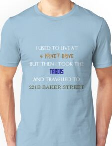 British mashup Unisex T-Shirt