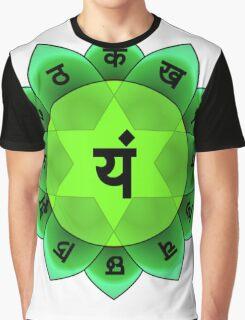 Beautiful Spiritual Mandala Graphic T-Shirt