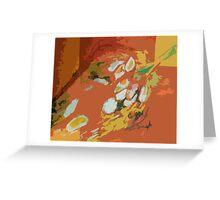 Chili seeds Greeting Card