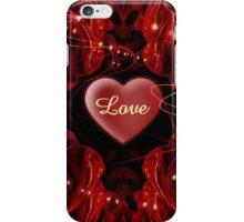 Love. Love, Love iPhone Case/Skin
