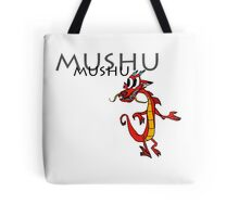 Mushu [with name] Tote Bag