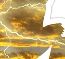 Pikachu used Thunderbolt Sticker