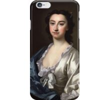 THE ACTRESS SUSANNAH MARIA CIBBER iPhone Case/Skin