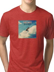 Circa Waves- Young Chasers Tri-blend T-Shirt