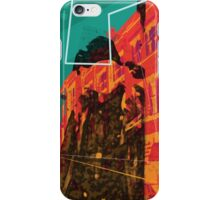 I live in the city iPhone Case/Skin