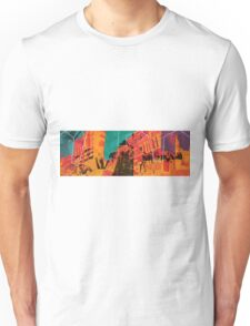 I live in the city Unisex T-Shirt