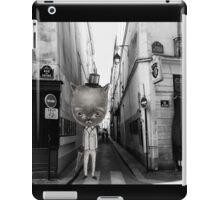 Mr. Cat iPad Case/Skin