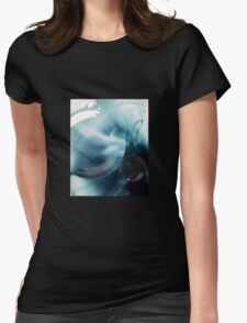 Inventing my own micro cosmos Womens Fitted T-Shirt
