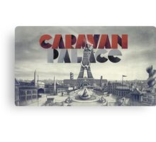 Caravan Palace Canvas Print