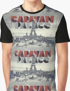 Caravan Palace Graphic T-Shirt