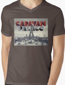Caravan Palace Mens V-Neck T-Shirt