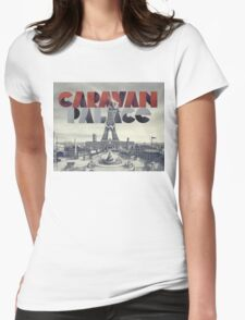 Caravan Palace Womens Fitted T-Shirt