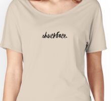 Shuckface, shuck, The Maze Runner / Scorch Trials Women's Relaxed Fit T-Shirt