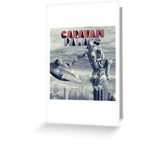 Caravan Palace Greeting Card
