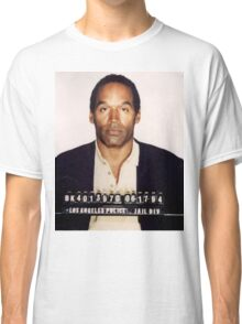 O.J. Simpson Classic T-Shirt