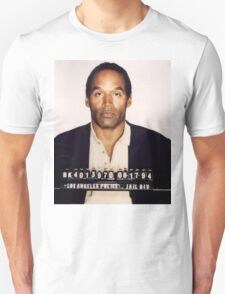O.J. Simpson Unisex T-Shirt