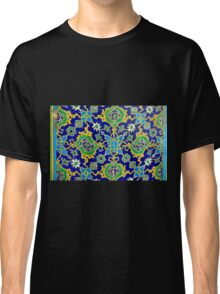 Abstract emblem Classic T-Shirt