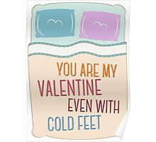 The Perfect Valentine Gift Poster