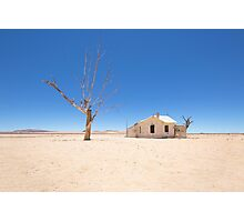 In the Middle of Nowhere Photographic Print
