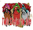 Talk Derby to Me Horse Racing Apparel and Gifts by Ginny Luttrell