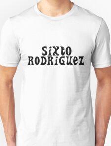 Hippie Sixto Rodriguez Sugarman Unisex T-Shirt