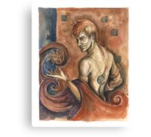 The Sorcerer Canvas Print