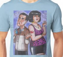 Uncle Bryn and Nessa Unisex T-Shirt