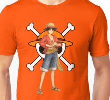 LUFFI THE PIRATES - ONE PIECE Unisex T-Shirt