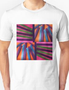 Icicle Collage  T-Shirt