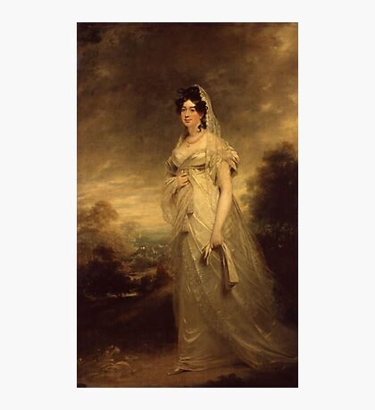 THE COUNTESS OF SAINT ALBANS  By beechey Photographic Print