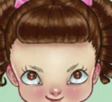 Evil Crybaby Melanie Martinez Sticker