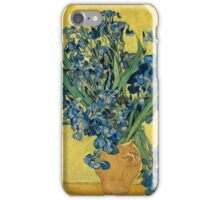 Vincent Van Gogh - Irises, May 1890 - 1890 iPhone Case/Skin
