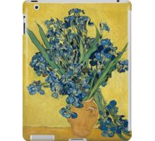 Vincent Van Gogh - Irises, May 1890 - 1890 iPad Case/Skin