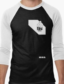 Conor McGregor Fight Camp - SBG Dublin (check artist notes for limited edition link)  Men's Baseball ¾ T-Shirt