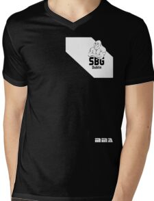 Conor McGregor Fight Camp - SBG Dublin (check artist notes for limited edition link)  Mens V-Neck T-Shirt