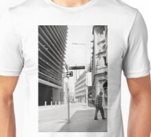Walk Off - Downtown Leicester Unisex T-Shirt