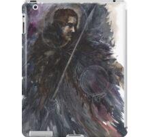 Saint of Battle iPad Case/Skin