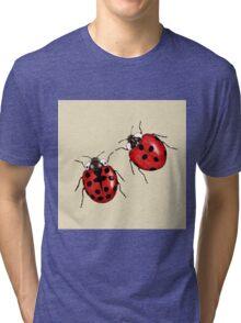 Ladybirds Tri-blend T-Shirt