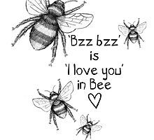 Bzz bzz by Jazmine Phillips