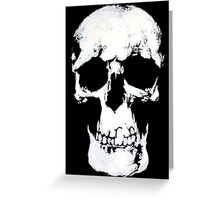 Sherlock Why Do You Have a Skull on Your Wall? Greeting Card