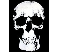 Sherlock Why Do You Have a Skull on Your Wall? Photographic Print